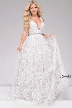 Look like a Disney Princess in #JOVANI #48430