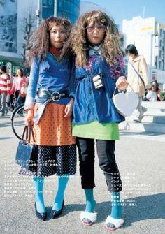 FuckYeahFRUiTS Harajuku Girls, Harajuku Fashion, Japanese Streets, Japanese Street Fashion, Fashion Sewing, Mens Fashion, Fruits Magazine, Japanese Store, Tokyo Street Style