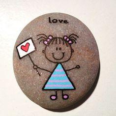 #artrocks #artstones #aboveallibelieveinlove #beachstone #cute #crystalchild #girl #green #hobby #hearts #handmade #happyrocks #happygirl #instaart #instalove #instaartist #loverocks #loveislove #naturerocks #oldie #oneofmyfirst #paintedrocks #paintedstones #rocksROCK #spreadlove #spreadthelove