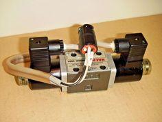 Nachi SA-G01-C5-D2-8586C Solenoid Directional Control Valve P&H 2436U1864F1 #Nachi