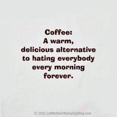 Or chai...