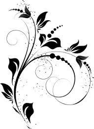 vinilo decorativo flores - Buscar con Google