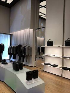 Emporio Armani - New Bond Street London Armani Store, Bond Street, Second Floor, Emporio Armani, Bespoke, Retail, London, Home, Taylormade