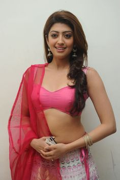 Pranitha Subhash Latest Hot Navel Show