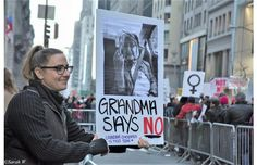 25 Hilarious Protest Signs Made By Hilarious Women (Slide #4) - Offbeat