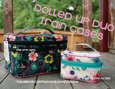 Modèle de dolled Up Duo Train cas PDF