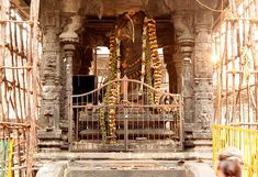 This is called the Annamalaiyar Temple and is dedicated to Lord Shiva. Main Entrance Door, The Holy Mountain, Sitting Posture, Morning View, Place Of Worship, Wall Sculptures, Shiva, Temples, Tower