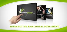 Digital Publishing with high interactive content! only Digital Publishing Solutions Content, Digital
