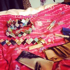 Working on a Twilight purse!