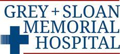Grey + Sloan Memorial Hospital by amwats