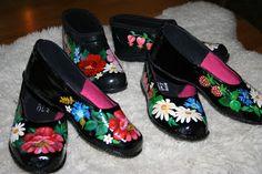 Muhu roosa: hand-painted & waterproof