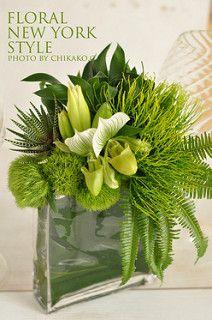 Fresh Flower Arrangement #57 | by FLORAL NEW YORK
