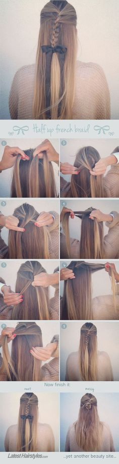 What hairstyle do you want to style for a new week? If you still don't have any idea, why not stay with us and check this Easy and Cute Hair Ideas for the Week out. In the post, there are 10 hair tutorials for you to get inspired. We have picked up bun tutorials, ponytail[Read the Rest]