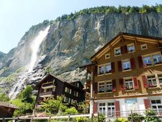 Words Can't Describe the Beauty of Nature at Bernese Oberland, Switzerland