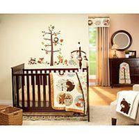 Carter's Friends Collection 4-Piece Crib Bedding Set