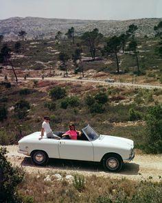 Peugeot  204 Cabriolet 1965.