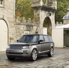 Did you see this at the NY Auto Show? Luxury Range Rover via Land Rover Instagram. You can lease this car through Premier Financial.