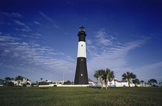 """5 """"Don't Miss"""" Things To Do on Tybee Island Tybee Island Lighthouse, Tybee Island Georgia, Savannah Georgia, Savannah Chat, Stay The Night, Vacation Places, Vacation Spots, Honeymoon Spots, Family Vacations"""