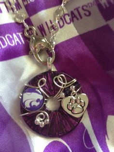 Beautiful Kansas State Washer Pendant by KsPeddlers on Etsy. Also visit me at Washer Wear on facebook.