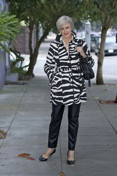 animal print/style at a certain age