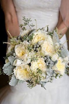 Bouquet da sposa invernale 01