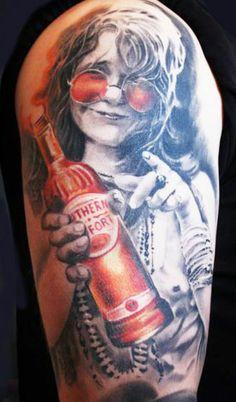 Tattoo Artist - Geza Ottlecz | Tattoo No. 10114