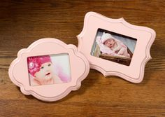 $25.00 Cutest little pink Sweet Frames you ever did see!
