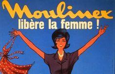 Après la Seconde Guerre Mondiale... - Comment l'image de la femme dans la publicité a-t-elle évolué, en France, depuis les Trente Glorieuses ?
