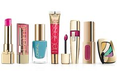 Luxurious cosmetic items