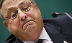 Paul LePage Says He's Considering Resigning