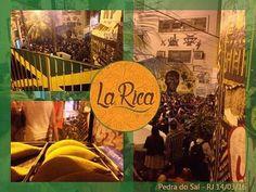 La Rica na Pera do Sal #larica #jamaicanfood #rio2016 #samba by teepolion