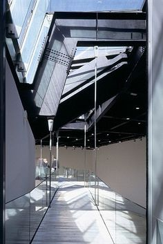 MACRO Museum of Contemporary Art, Rome, Italy by Odile Decq & Benoit Cornette Architects
