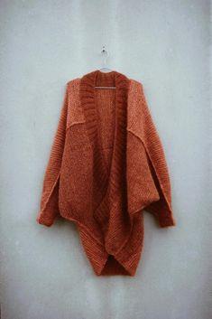 Cardigan Pattern, Sweater Knitting Patterns, Oversized Knit Cardigan, Dress Gloves, Yarn Brands, Knitwear, Sunday, Crocheting, Knitting Projects