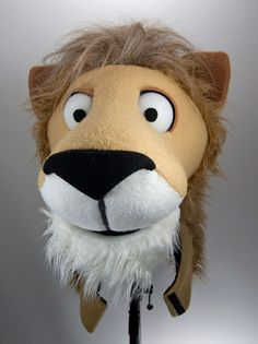 In addition to looking great, our puppets are designed to move and function.