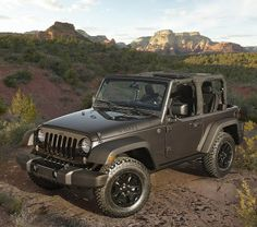 2014 Jeep Wrangler Willys Wheeler Edition Unveiled [Photo Gallery] #3 ...
