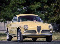 ✔️ 1961 Alfa Romeo Giulietta Sprint 1300 by Bertone