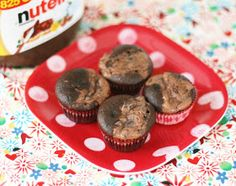 Coconut & Lime: recipes by Rachel Rappaport: Nutella Black Bottoms