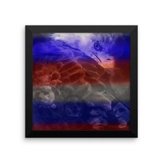 America's Founding Fathers Eagle Framed Art