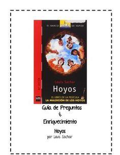 Hoyos (Holes Novel Study in Spanish)