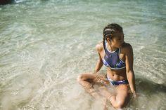Kelia Moniz rocking the #ROXYfitness Caribbean Sunset Bikini