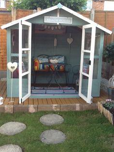 The BillyOh 4000 Lucia Summerhouse Range - Summerhouses