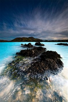 The Blue Lagoon in Iceland - officially on the list
