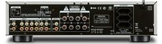 Denon PMA720AE Amplifier Inputs and Outputs
