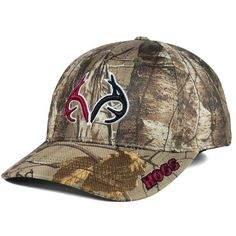 Top of the World Arkansas Razorbacks Realtree Camo Cap ($13) ❤ liked on Polyvore featuring men's fashion, men's accessories, men's hats, camo, mens caps and hats and mens camo hats