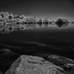 Infrared photography by Jean-François Dupuis
