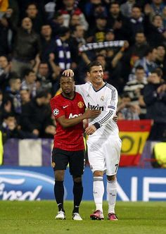 """Cristiano Ronaldo: """"I didn't celebrate the goal out of respect for United"""" - MARCA.com (English version)"""