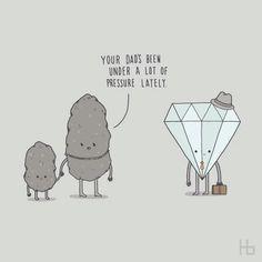 Ha! #diamonds #diamondhumor