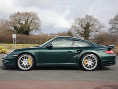 Porsche (911) 997 Turbo S | Porsche Racing Green Metallic