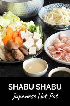 Easy Japanese Recipes, Japanese Food, Asian Recipes, Healthy Recipes, Asian Cooking, Easy Cooking, Cooking Recipes, Cooking Videos Tasty, Nabe Recipe