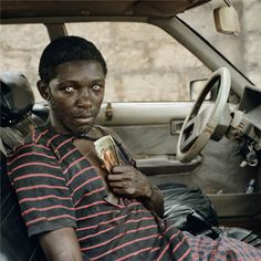 Thompson. Asaba, Nigeria, 2008 by Pieter Hugo (article by Sarah Jayne Fell)